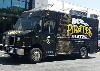 Pomona food truck Pirates Bistro