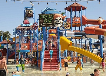 Fort Worth amusement park Pirates Cove Fun Zone