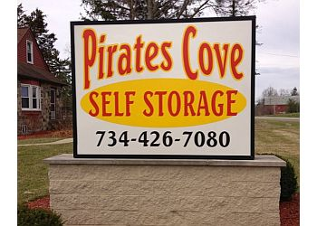 Ann Arbor storage unit Pirates Cove Self Storage