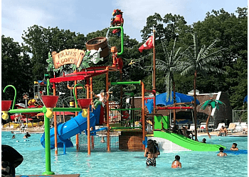 Alexandria amusement park Pirate's Cove Waterpark