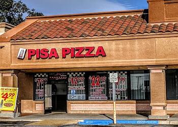 San Bernardino pizza place Pisa Pizza