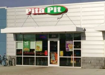 Anchorage sandwich shop Pita Pit