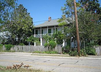 New Orleans landmark Pitot House