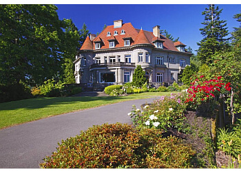 Portland landmark Pittock Mansion