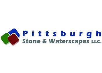 Pittsburgh landscaping company Pittsburgh Stone & Waterscapes LLC.