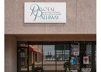 Waco massage therapy Pivotal Pathway Massage Therapy and Wellness Center