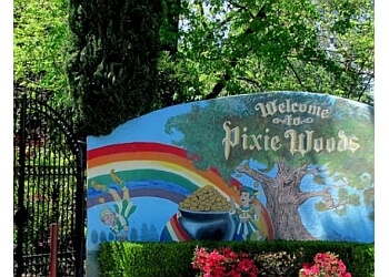 Stockton amusement park Pixie Woods