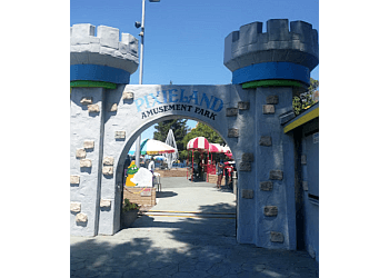 Sunnyvale amusement park Pixieland Amusement Park