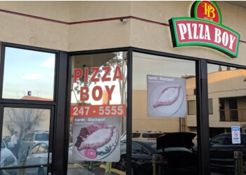 Glendale pizza place Pizza Boy