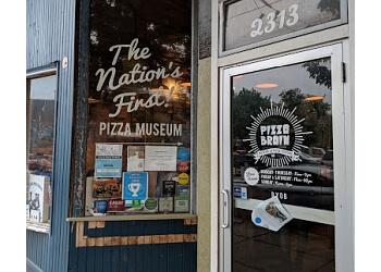 Philadelphia pizza place Pizza Brain