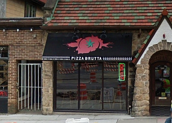 Madison pizza place Pizza Brutta