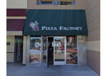 Salinas pizza place Pizza Factory