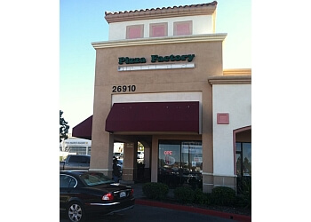Santa Clarita pizza place Pizza Factory