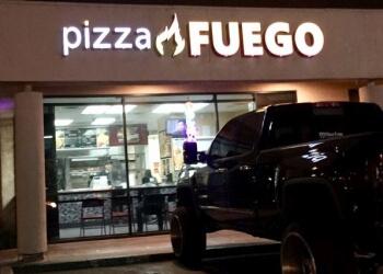 San Bernardino pizza place Pizza Fuego