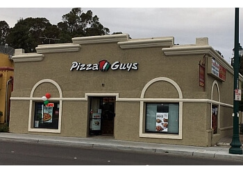 Hayward pizza place Pizza Guys
