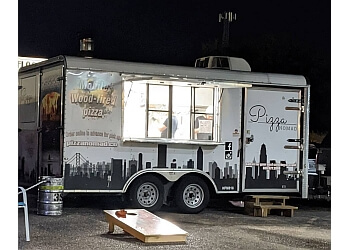 Amarillo food truck Pizza Nomad