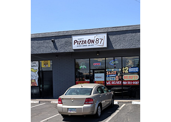 Chandler pizza place Pizza On 87