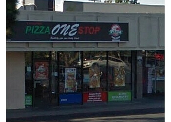 Hayward pizza place Pizza One Stop