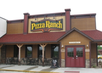 Sioux Falls pizza place Pizza Ranch