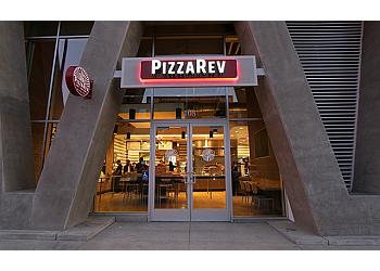 Glendale pizza place PizzaRev