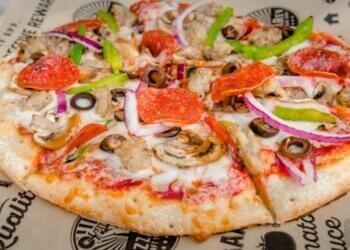 Palmdale pizza place PizzaRev