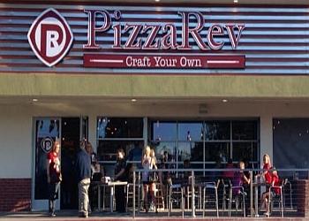 Santa Ana pizza place PizzaRev