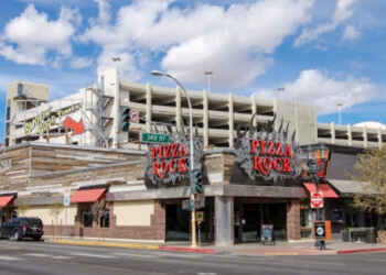Las Vegas pizza place Pizza Rock