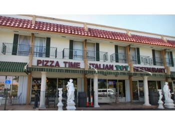 Coral Springs italian restaurant Pizza Time Italian Restaurant