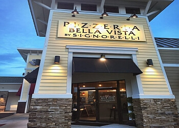 Chesapeake pizza place Pizzeria Bella Vista