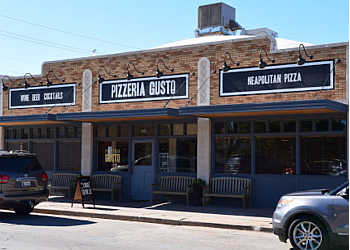 Oklahoma City pizza place Pizzeria Gusto