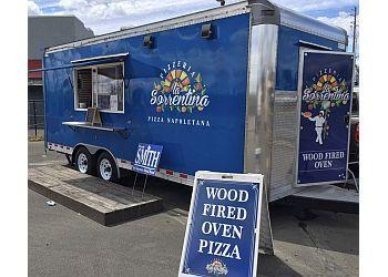 Vancouver food truck Pizzeria La Sorrentina