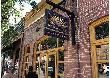 Washington pizza place Pizzeria Paradiso
