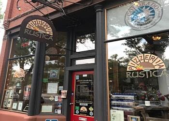 Colorado Springs pizza place Pizzeria Rustica