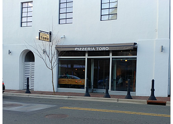 Durham pizza place Pizzeria Toro