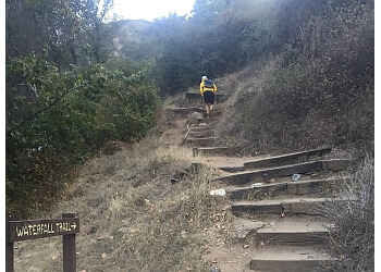 Placerita Canyon State Park Trail
