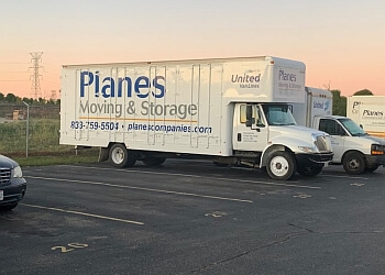 Aurora moving company Planes Moving & Storage