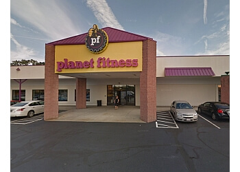 Akron gym Planet Fitness
