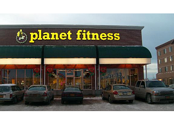 Anchorage gym Planet Fitness