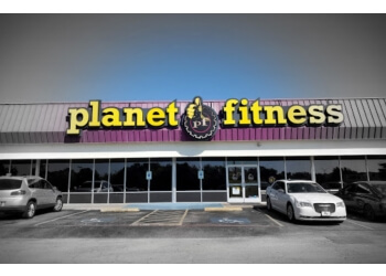 Arlington gym Planet Fitness