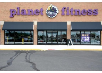 Columbus gym Planet Fitness