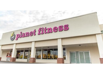 Des Moines gym Planet Fitness