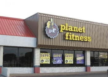 Garland gym Planet Fitness