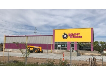 Laredo gym Planet Fitness