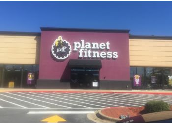 Little Rock gym Planet Fitness