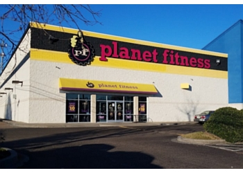 Memphis gym Planet Fitness