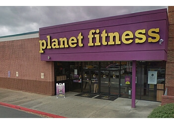 Mobile gym Planet Fitness