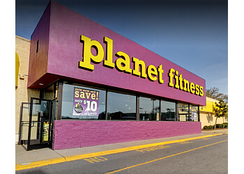 Norfolk gym Planet Fitness