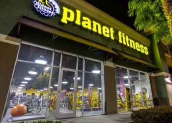Orlando gym PLANET FITNESS