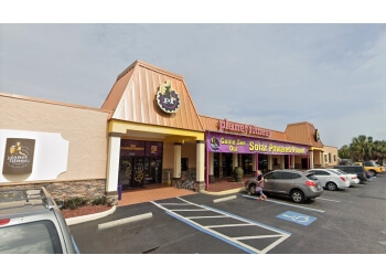 St Petersburg gym Planet Fitness