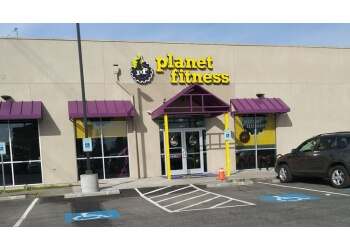 Tacoma gym Planet Fitness